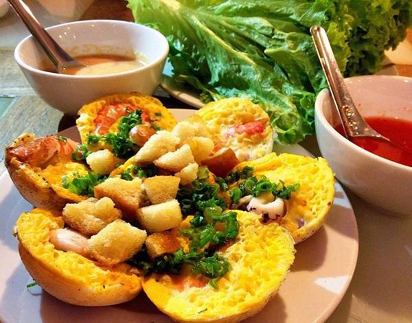 Món ngon Phan Thiết - Bánh Căn