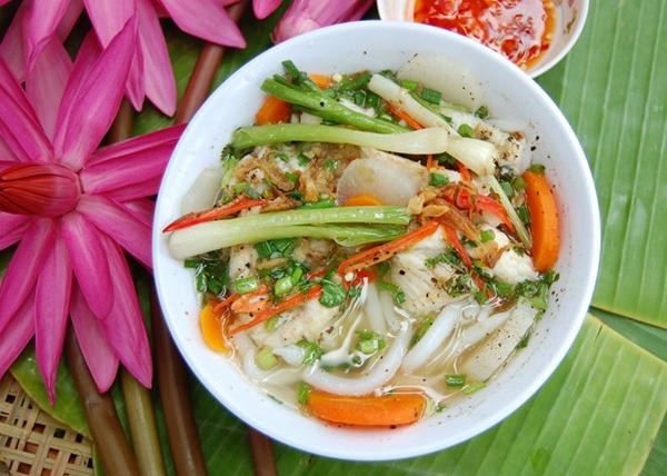 Món ngon Phan Thiết - Bánh canh chả cá