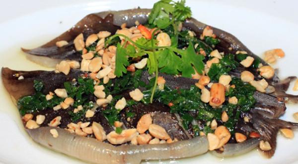 Món ngon Phan Thiết - Cá Lồi