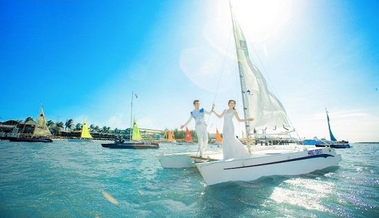 Địa điểm vui chơi gần Vũng Tàu - Bến Thuyền Marina