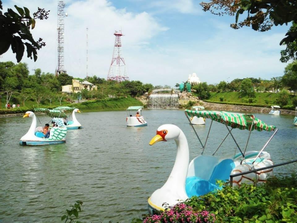 Địa điểm vui chơi gần Vũng Tàu - Công viên nước Hồ Mây Vũng Tàu