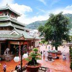 Điểm du lịch nổi tiếng thu hút nhiều du khách ở Châu Đốc