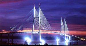 Cầu Mỹ Thuận - Vĩnh Long