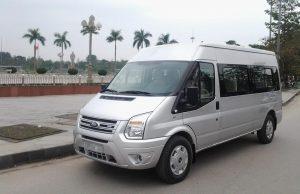 Giá thuê xe 16 chỗ đi An Giang