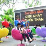 Công viên văn hóa Đầm Sen – Điểm đến gần Sài Gòn dịp cuối tuần