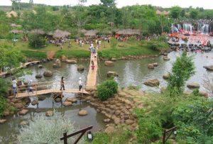 Khu du lịch Thác Giang Điền 2