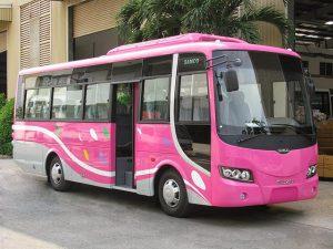 Thuê xe du lịch 29 chỗ đi Mũi Né giá rẻ