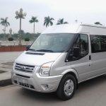 Cho thuê xe du lịch 16 chỗ Quận Tân Phú