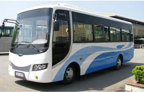 Cho thuê xe du lịch 29 chỗ Quận Tân Bình