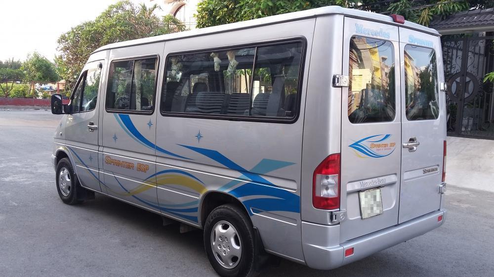 Cho thuê xe 16 chỗ Sài Gòn đi Ba Tri - Bến Tre giá rẻ