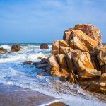 Bãi đá Ông Địa – Điểm du lịch hấp dẫn tại Bình Thuận