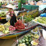 Về miền Tây ghé thăm Chợ nổi Ngã Năm – Sóc Trăng